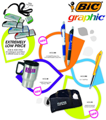 "Smarter Printing - Low Prices "" BIC PEN"""